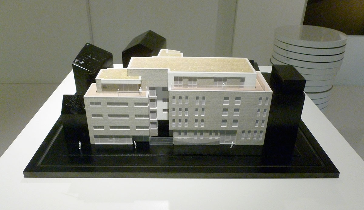 Maquette Henri - Antwerpen