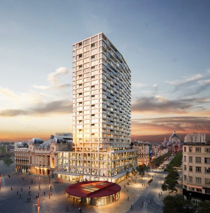 ANTWERP TOWER – Matexi