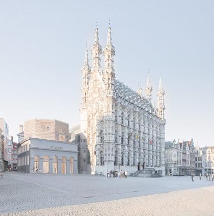 STADHUIS – Leuven