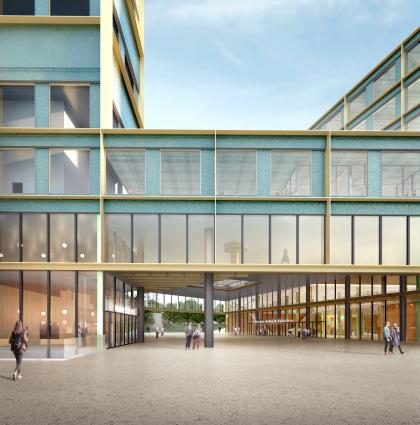 VRT HQ – Brussel