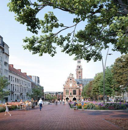 HOOVERPLEIN – Leuven